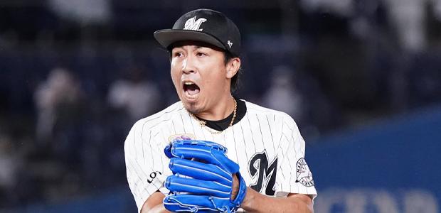 益田直也 千葉ロッテマリーンズ 投手
