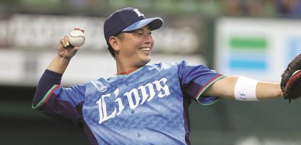 岡田雅利 埼玉西武ライオンズ 捕手