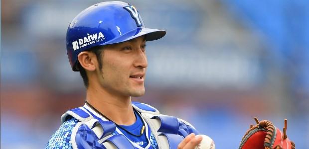 伊藤光 横浜DeNAベイスターズ 捕手