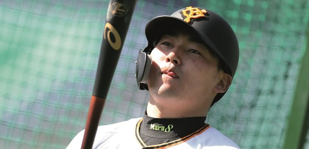 丸佳浩 広島東洋カープ 外野手