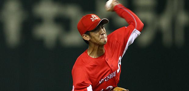 井上翔夢 JR九州 投手