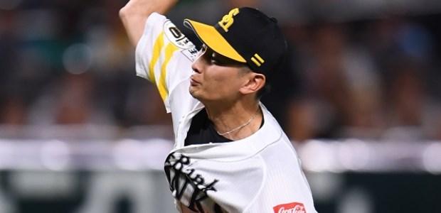 二保旭 福岡ソフトバンクホークス 投手