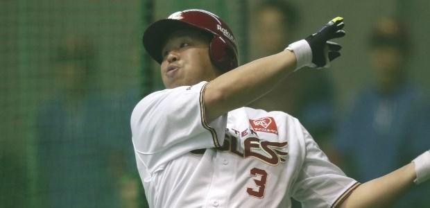 浅村栄斗 埼玉西武ライオンズ 内野手