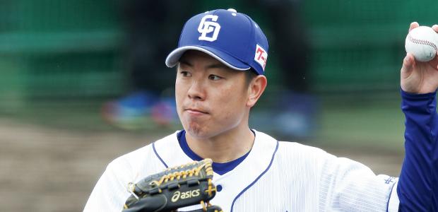 松葉貴大 オリックス・バファローズ 投手