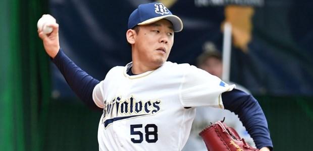金田和之 オリックス・バファローズ 投手