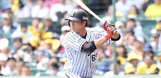 緒方凌介 阪神タイガース 外野手