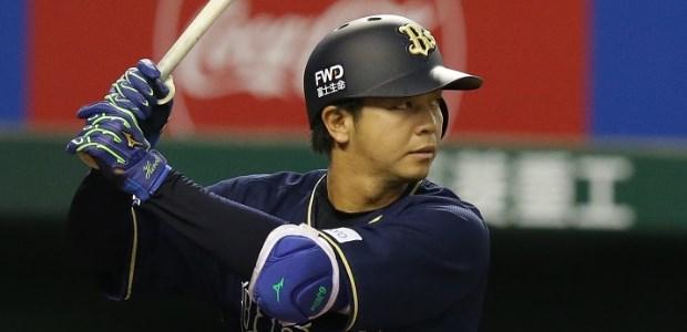 白崎浩之 オリックス・バファローズ 内野手