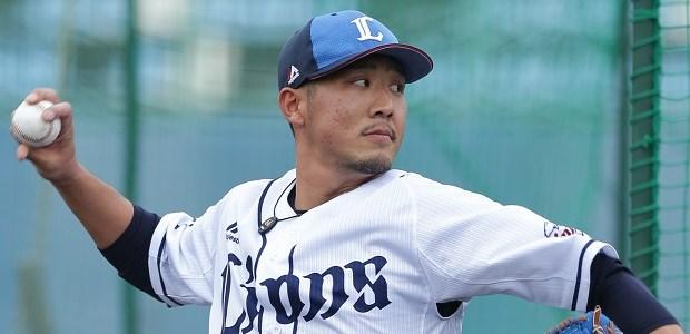 松本直晃 埼玉西武ライオンズ 投手