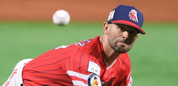 ニック・マルティネス 北海道日本ハムファイターズ 投手
