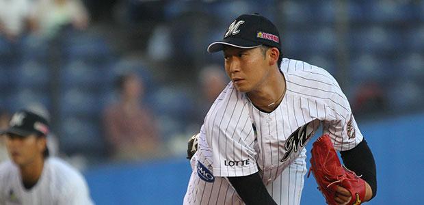 関谷亮太 千葉ロッテマリーンズ 投手