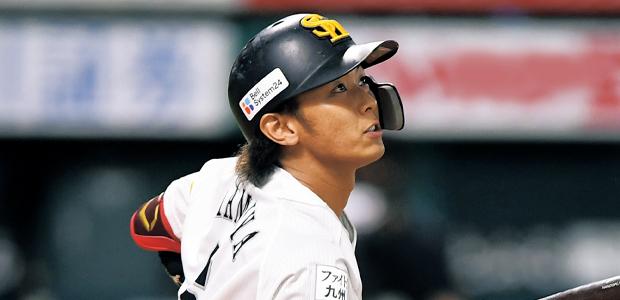 今宮健太 福岡ソフトバンクホークス 内野手