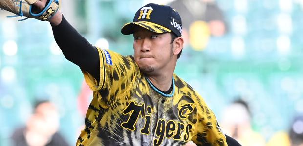 岩貞祐太 阪神タイガース 投手