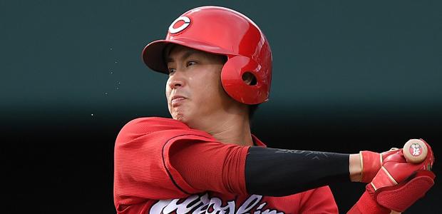 堂林翔太 広島東洋カープ 内野手