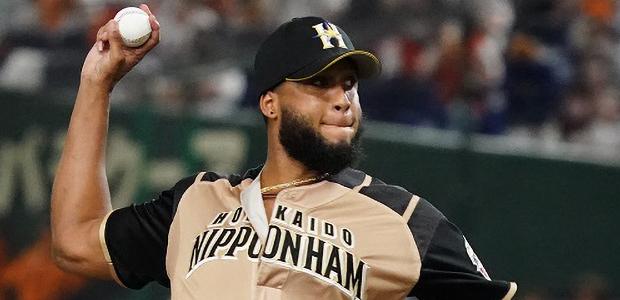 ブライアン・ロドリゲス 北海道日本ハムファイターズ 投手