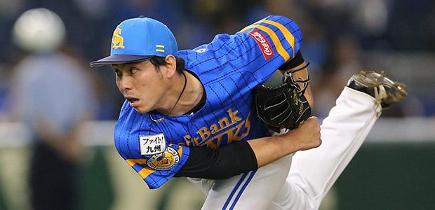 岡本健 福岡ソフトバンクホークス 投手