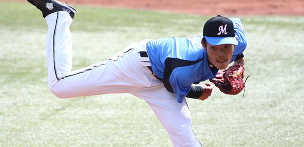 田中英祐  投手