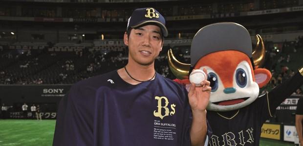 岩本輝 オリックス・バファローズ 投手