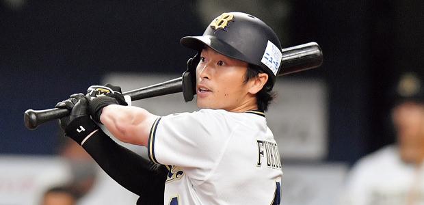 福田周平 オリックス・バファローズ 内野手