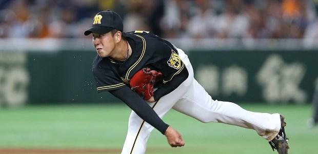 谷川昌希 阪神タイガース 投手
