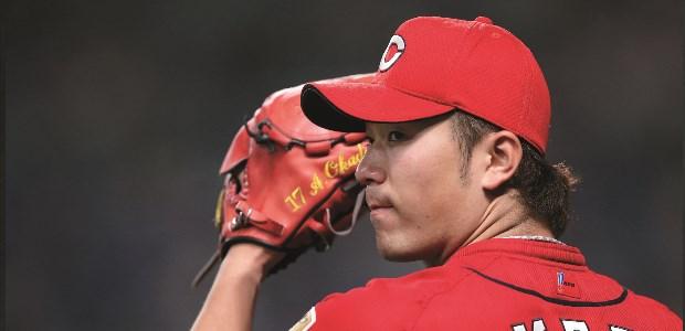 岡田明丈 広島東洋カープ 投手