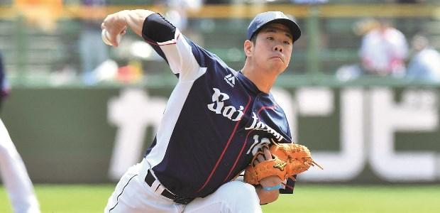 多和田真三郎 埼玉西武ライオンズ 投手