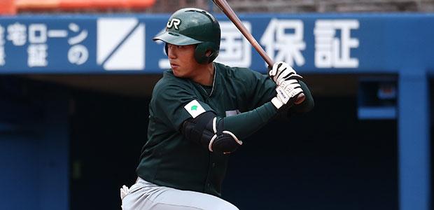 丸子達也 JR東日本 内野手