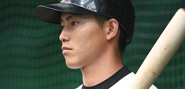 釜元豪 福岡ソフトバンクホークス 外野手