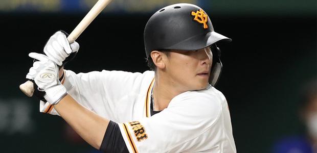 石川慎吾 読売ジャイアンツ 外野手
