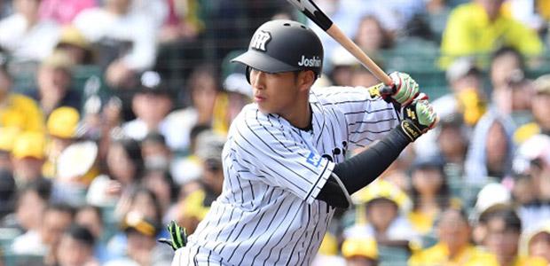 西田直斗 阪神タイガース 内野手