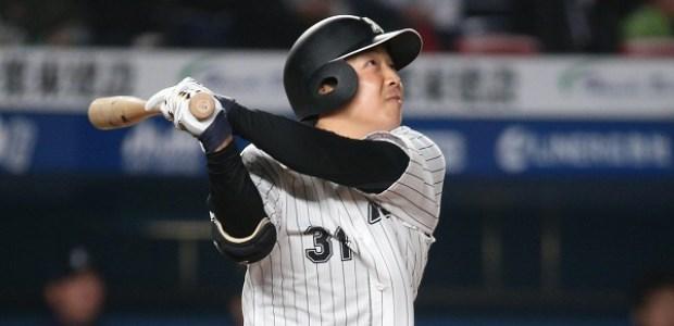 菅野剛士 千葉ロッテマリーンズ 外野手