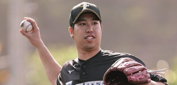 吉田侑樹 北海道日本ハムファイターズ 投手