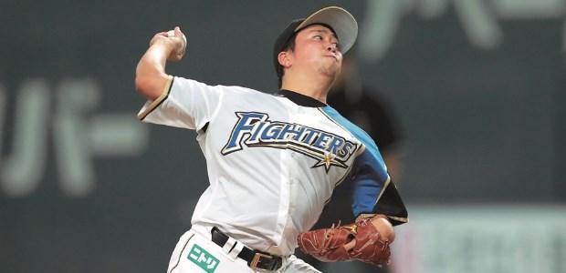 井口和朋 北海道日本ハムファイターズ 投手