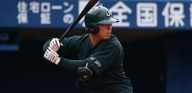 渡辺和哉 JR東日本 内野手