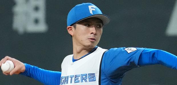 上沢直之 北海道日本ハムファイターズ 投手
