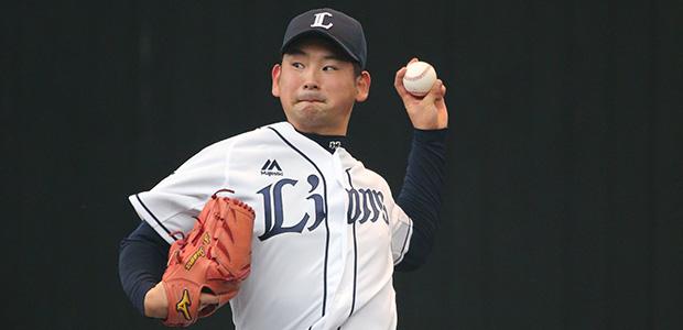 佐藤勇  投手
