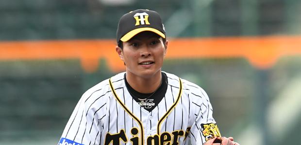 北條史也 阪神タイガース 内野手