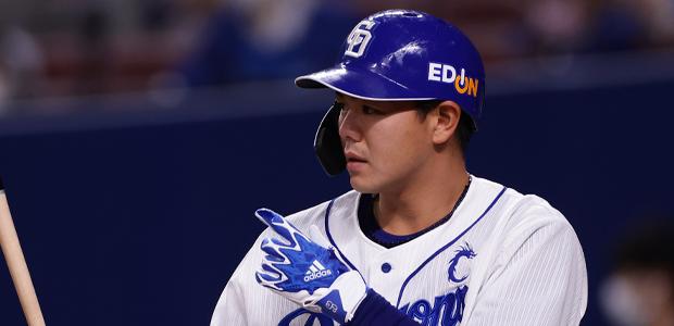 高橋周平 中日ドラゴンズ 内野手