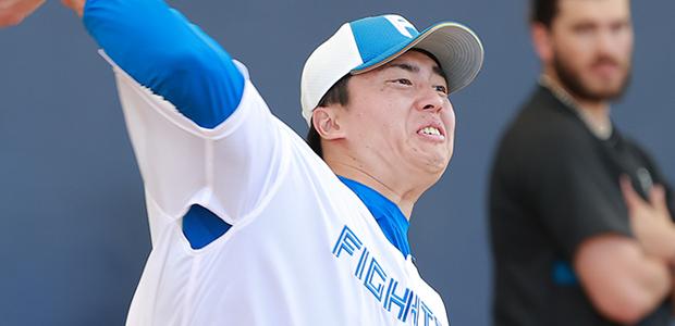田中正義 福岡ソフトバンクホークス 投手