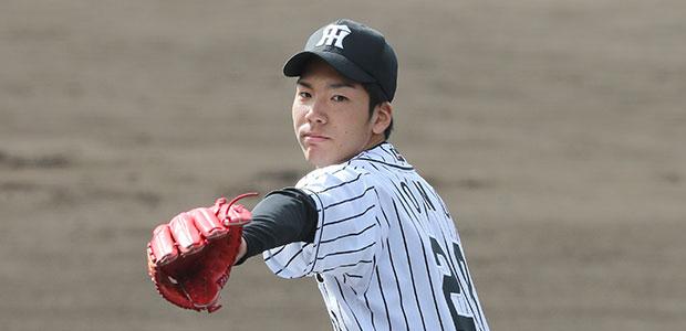 小野泰己 阪神タイガース 投手