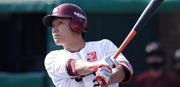 田中和基 東北楽天ゴールデンイーグルス 外野手