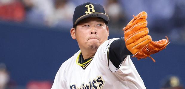 澤田圭佑 オリックス・バファローズ 投手