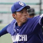 ドラフト指名候補注目選手 岡野祐一郎