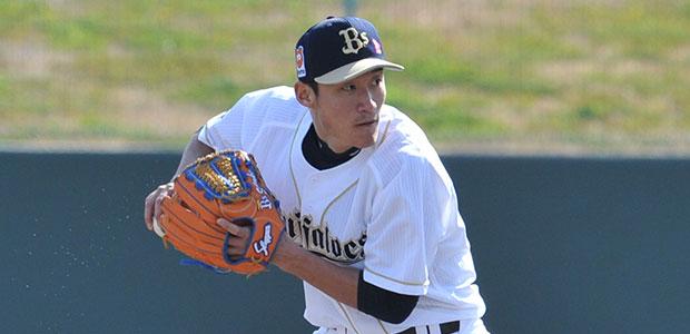 吉田雄人 オリックス・バファローズ 外野手