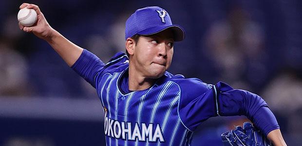 平良拳太郎 横浜DeNAベイスターズ 投手