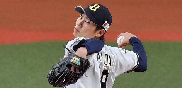 山岡泰輔 オリックス・バファローズ 投手