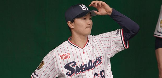 宮台康平 北海道日本ハムファイターズ 投手