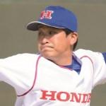 ドラフト指名候補注目選手 東野龍二