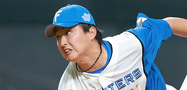 石川直也 北海道日本ハムファイターズ 投手