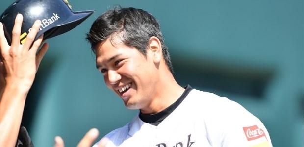 幸山一大 福岡ソフトバンクホークス 外野手