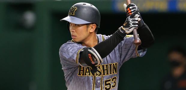 島田海吏 阪神タイガース 外野手